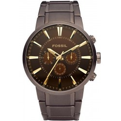 Montre pour Homme Fossil Other Chronographe Quartz FS4357
