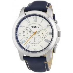 Acheter Montre pour Homme Fossil Grant FS4925 Chronographe Quartz