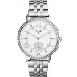 Montre pour Femme Fossil Q Gazer Hybrid Smartwatch FTW1105