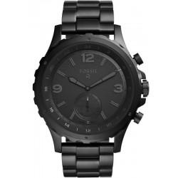 Montre pour Homme Fossil Q Nate Hybrid Smartwatch FTW1115