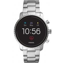 Montre pour Homme Fossil Q Explorist HR Smartwatch FTW4011