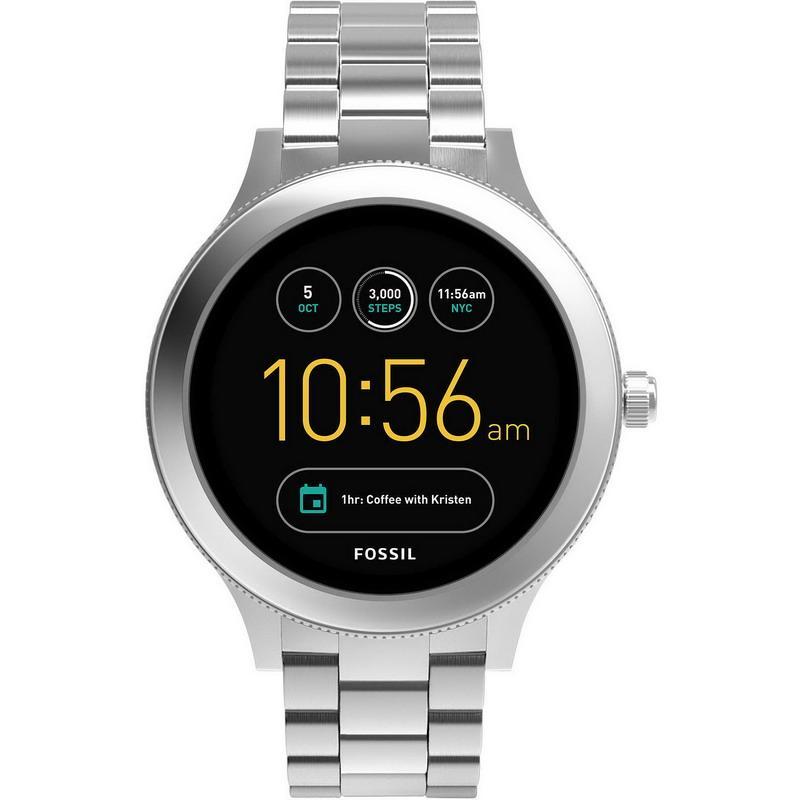 Montre Pour Femme Fossil Q Venture Ftw6003 Smartwatch Bijoux De Mode