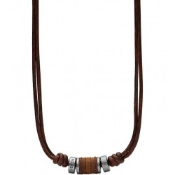 Acheter Collier Fossil Homme Vintage Casual JF00899797