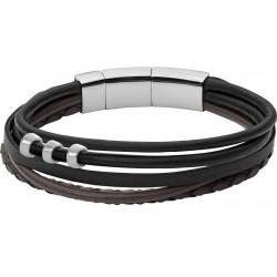 Acheter Bracelet Fossil Homme Vintage Casual JF02212040