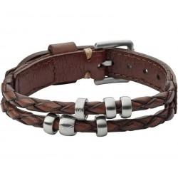 Bracelet Fossil Homme Vintage Casual JF02345040