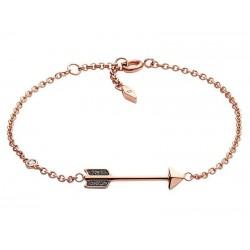 Bracelet Fossil Femme Vintage Motifs JF02450791