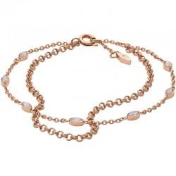 Bracelet Fossil Femme Vintage Glitz JF02845791