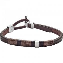 Bracelet Fossil Homme Vintage Casual JF02929040