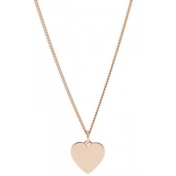 Collier Fossil Femme Vintage Iconic JF03021791