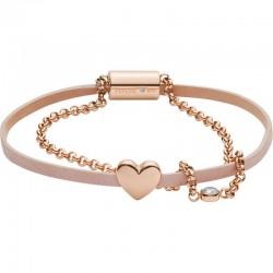 Bracelet Fossil Femme Vintage Motifs JF03170791