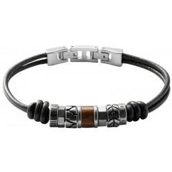 Bracelet Fossil Homme Vintage Casual JF84196040