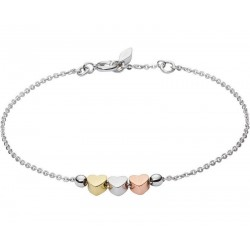 Bracelet Fossil Femme Sterling Silver JFS00399998