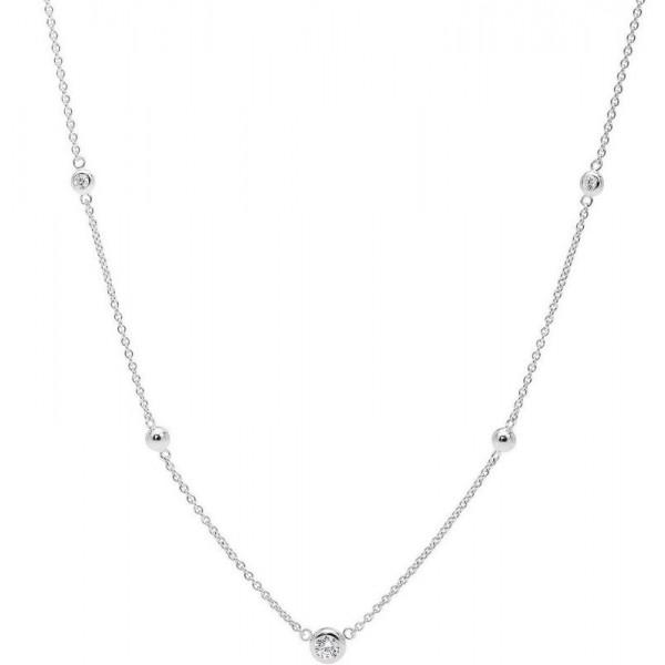 Acheter Collier Fossil Femme Sterling Silver JFS00453040