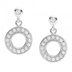Acheter Boucles d'Oreilles Fossil Femme Sterling Silver JFS00473040