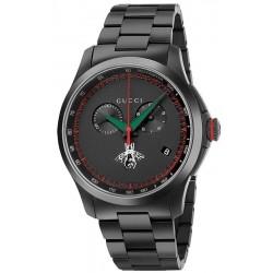 Acheter Montre Gucci Homme G-Timeless XL YA126269 Chronographe Quartz