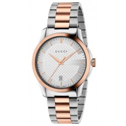 Acheter Montre Gucci Unisex G-Timeless Medium YA126473 Quartz