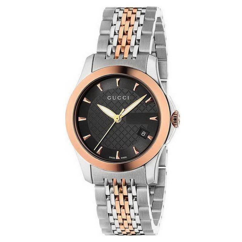 ... Montre Gucci Femme G-Timeless Small YA126512 Quartz ... b2250a4a74a