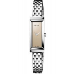 Acheter Montre Gucci Femme G-Frame Rectangular Small YA127501 Quartz