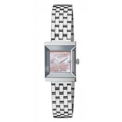 Acheter Montre Gucci Femme G-Frame Square Medium YA128401 Quartz