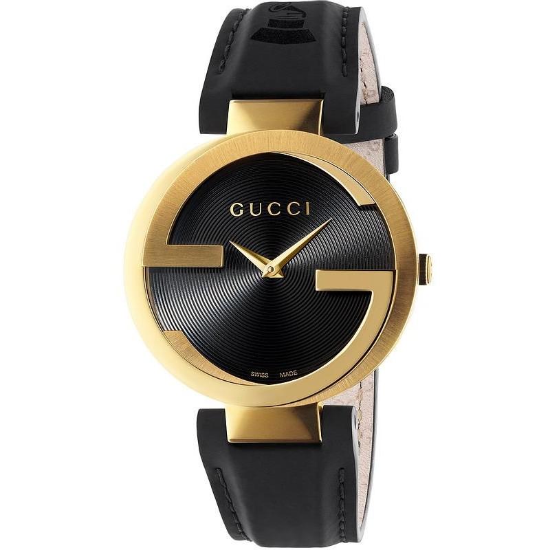 df758d161ac216 Montre Gucci Femme Interlocking Large Special Latin Grammy YA133312 ...