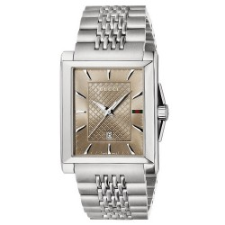 Montre Gucci Homme G-Timeless Rectangular Medium YA138402 Quartz