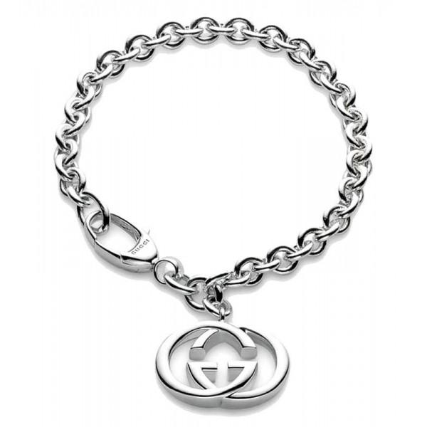 Acheter Bracelet Gucci Femme Silver Britt YBA190501001017