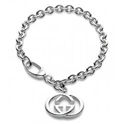 Bracelet Gucci Femme Silver Britt YBA190501001019