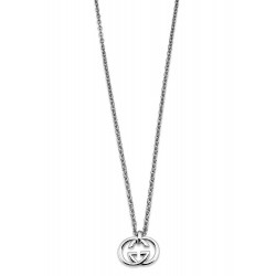 Acheter Collier Gucci Femme Silver Britt YBB19048900100U