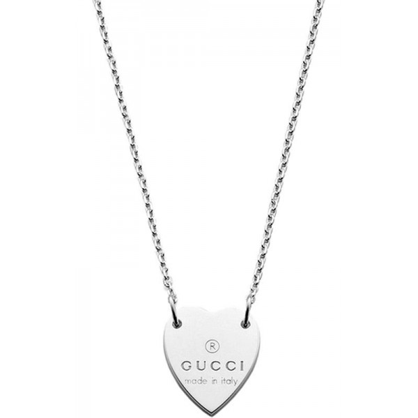 Acheter Collier Gucci Femme Trademark YBB22351200100U