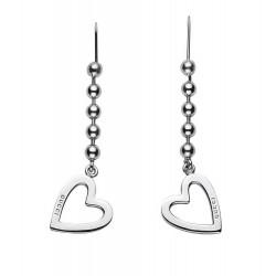 Acheter Boucles d'Oreilles Gucci Femme Toggle Heart YBD18144500100U