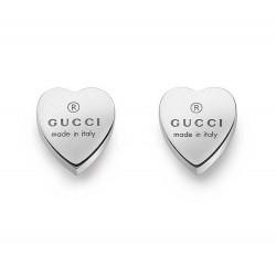 Boucles d'Oreilles Gucci Femme Trademark YBD22399000100U