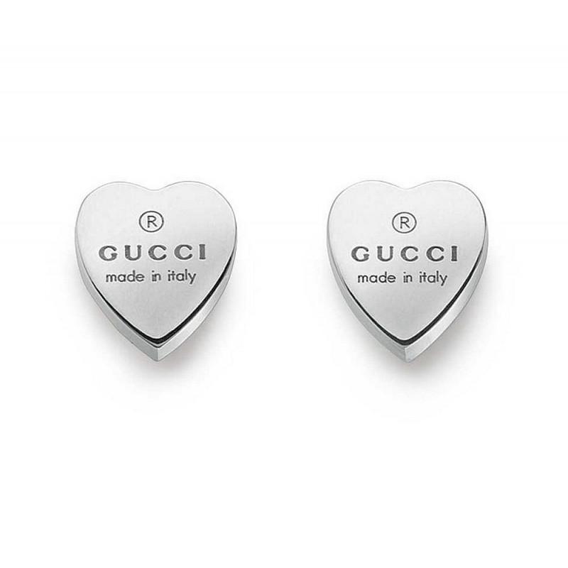 45ea000305e9a9 Boucles d Oreilles Gucci Femme Trademark YBD22399000100U - Bijoux de ...