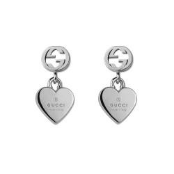 Boucles d'Oreilles Gucci Femme Trademark YBD35625400100U