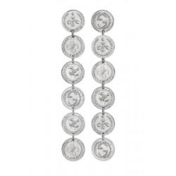 Acheter Boucles d'Oreilles Gucci Femme Coin YBD43348700100U
