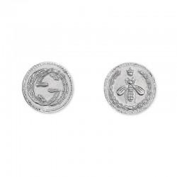 Boucles d'Oreilles Gucci Femme Coin YBD43349600100U