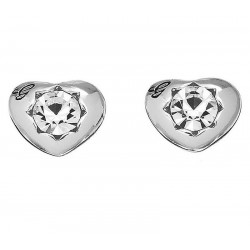 Boucles d'Oreilles Guess Femme Crystals Of Love UBE51415