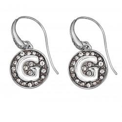 Boucles d'Oreilles Guess Femme G Girl UBE51429