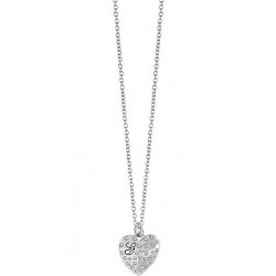 Acheter Collier Guess Femme Glossy Hearts UBN51471