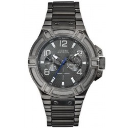 Acheter Montre Homme Guess Rigor Multifonction W0218G1