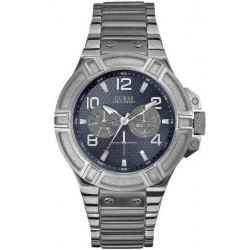 Acheter Montre Homme Guess Rigor W0218G2 Multifonction