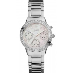 Montre Femme Guess Mini Glam Hype W0546L1 Chrono Look Multifonction