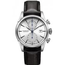 Montre Hamilton Homme Spirit of Liberty Auto Chrono H32416781