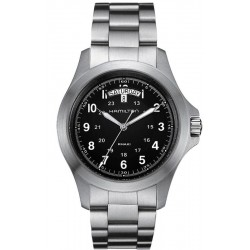 Montre Hamilton Homme Khaki Field King Quartz H64451133