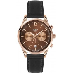 Acheter Montre Henry London Homme Harrow HL39-CS-0054 Chronographe Quartz