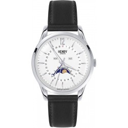 Montre Henry London Unisex Edgware HL39-LS-0083 Moonphase Quartz