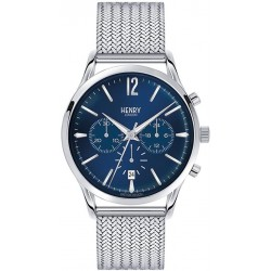 Acheter Montre Henry London Homme Knightsbridge HL41-CM-0037 Chronographe Quartz