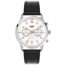 Acheter Montre Henry London Homme Highgate HL41-CS-0011 Chronographe Quartz