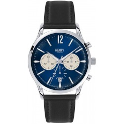 Acheter Montre Henry London Homme Knightsbridge HL41-CS-0039 Chronographe Quartz