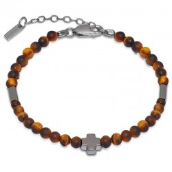 Acheter Bracelet Jack & Co Homme Cross-Over JUB0002