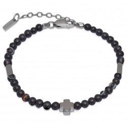 Acheter Bracelet Jack & Co Homme Cross-Over JUB0005